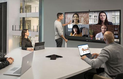 microsoft team room